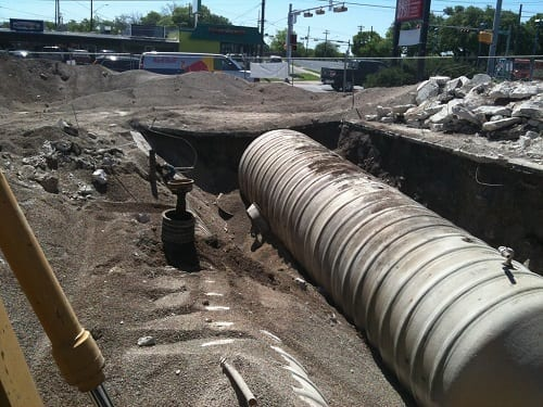 Underground Storage Tank Removal or UST Abandonment » Geo