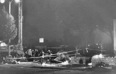 1985 Department Store Explosion - Methane Test