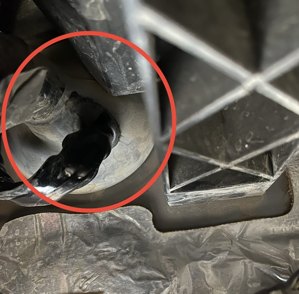 Find the firewall passenger-side grommet and run the ARB wiring kit through it.