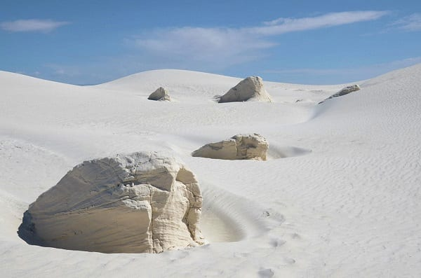 Aeolian Sand Dunes on Earth by Ken Redeker via National Parks Service, Geologic Resources Division