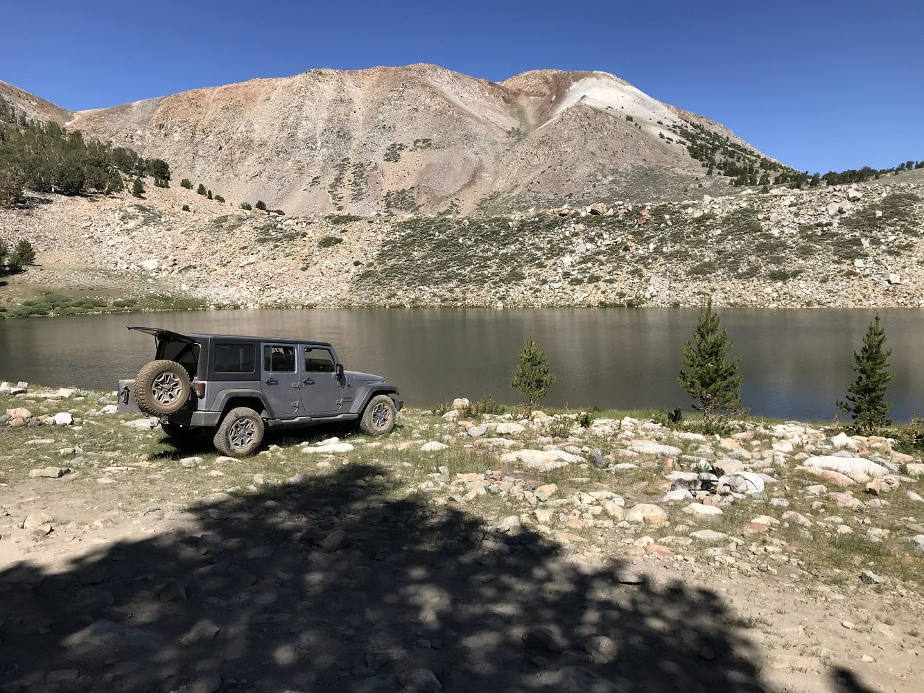 Camping Inyo National Forest