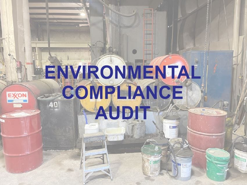 Environmental Compliance Audit Cover