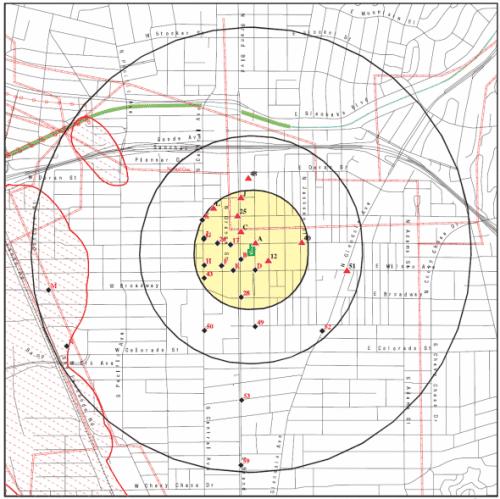 Phase I ESA ASTM Radius Map Report