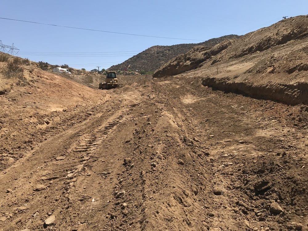 Geotechnical Engineer Los Angeles - Grading and Compaction Testing