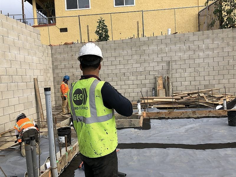 Methane Mitigation Design and Build Construction Service