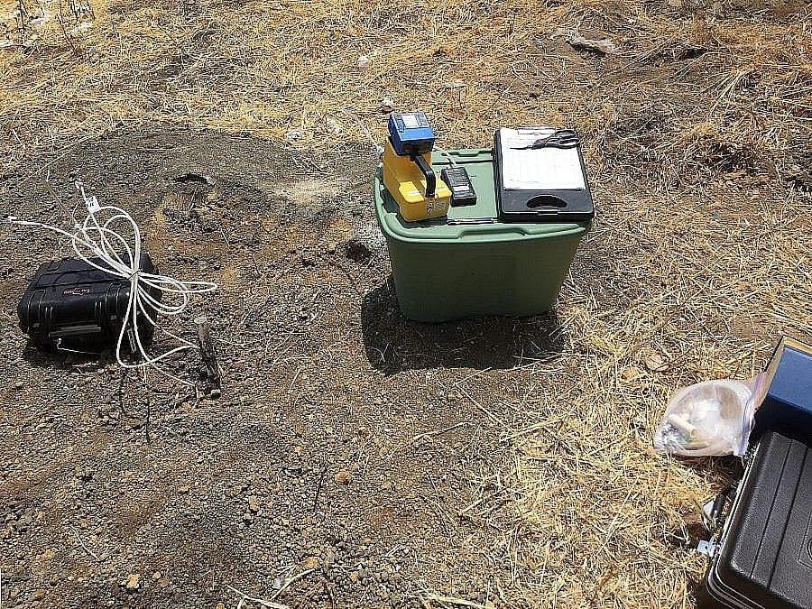 Landfill Methane Gas Testing Landfill Gas Test