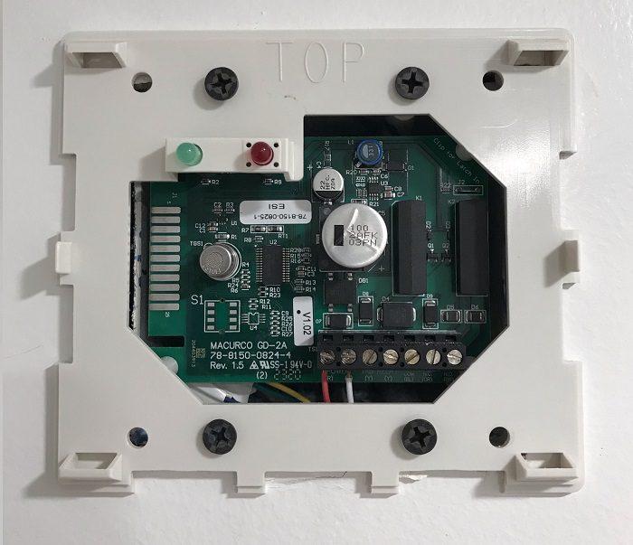 Methane Alarm System - Standalone Unit
