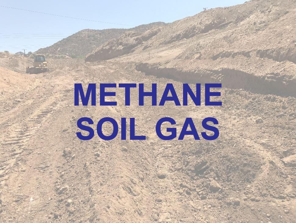 Methane Soil Gas Definition