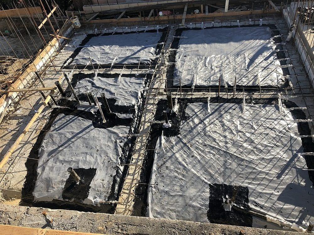 Methane Barrier Construction Start