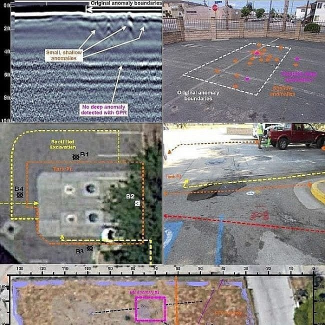 Using Ground Penetrating Radar for a Geophysical Survey During a Phase 2 Environmental Site Assessment