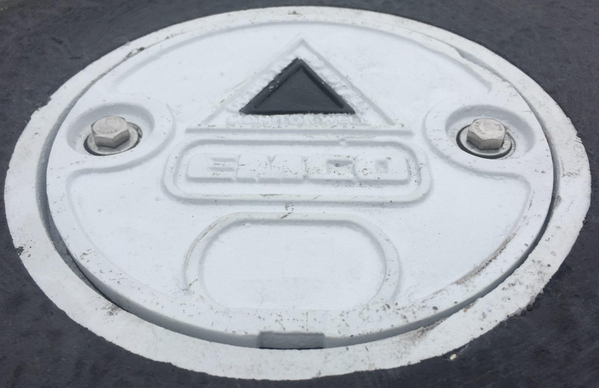 Environmental Remediation - Groundwater Monitoring Well Box