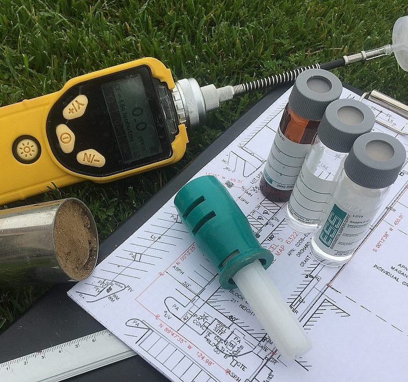 Reporting the Results of an Environmental Due Diligence Investigation