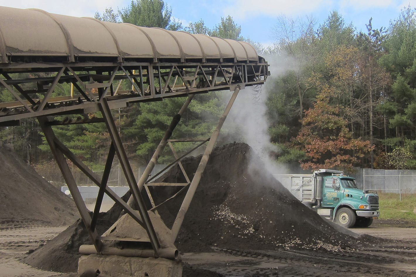 Rinsing Soil Contamination Off-Site (Source: Stanford University)