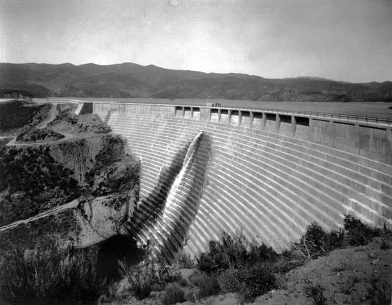 St. Francis Dam Disaster March 12, 1928