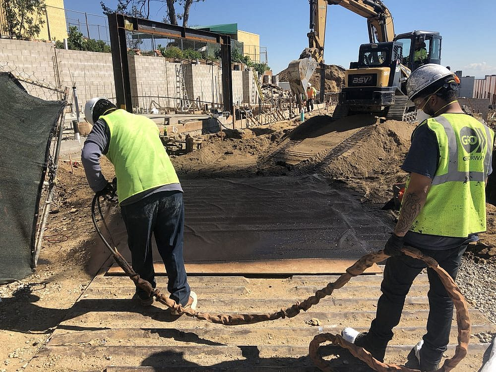 Vapor Intrusion Mitigation and Soil Vapor Testing