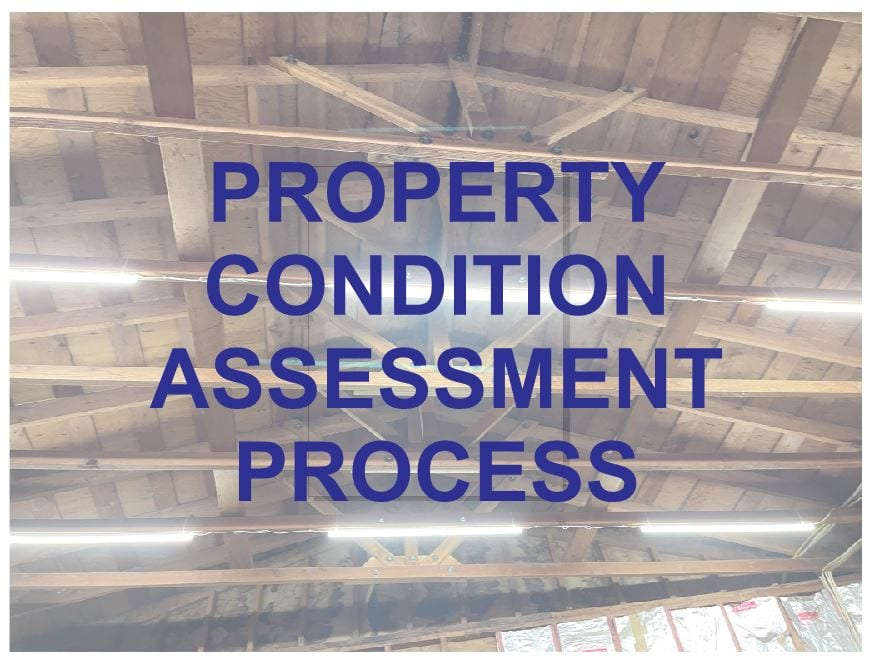What is the Property Condition Assessment Process - Geo Forward