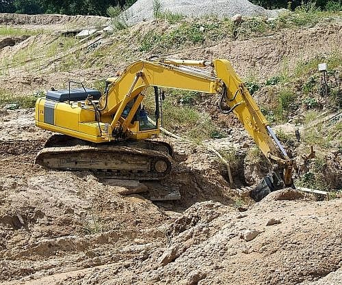 contamination remediation by excavating