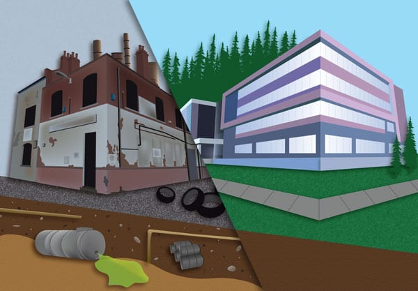 West Virginia EPA - A remediation action plan aims to provide a feasible and efficient clean-up strategy at subsurface contamination sites.